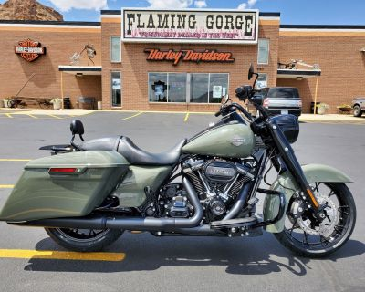 2021 Harley-Davidson Road King Special Tour Green River, WY