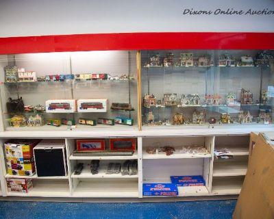 8/4/2021 Sports Memorabilia & Lionel Train Collection Online Sale.