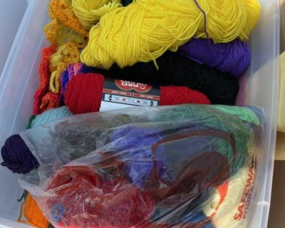 Yarn Box!