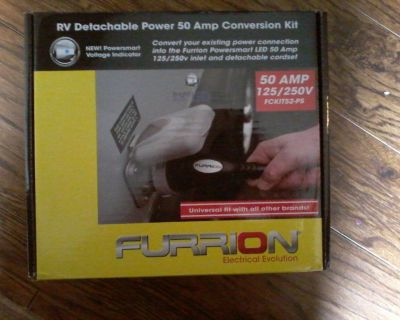 Never used Furrion RV Detachable Power Kit