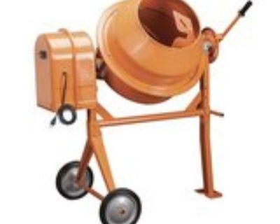 LOOKING FOR Concrete/Cement Mixer