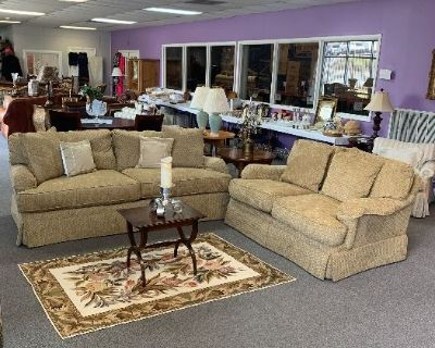 Nice Forest Hills Moving Sale Relocated to 3317 Charlotte Ave!