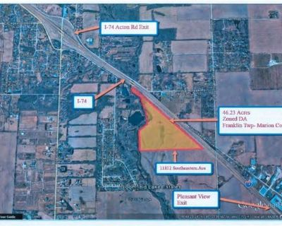 Plot For Sale In Indianapolis, Indiana
