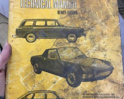 Volkswagen fuel injection technical manual