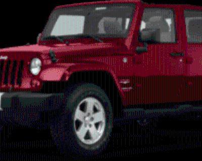 2011 Jeep Wrangler Sahara