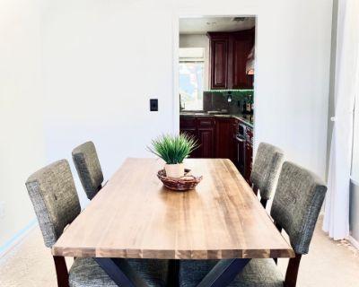 Modern Bohemian Bali-Inspired Tropical Home, Las Vegas, NV