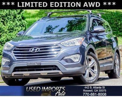 2013 Hyundai Santa Fe AWD 4dr Limited