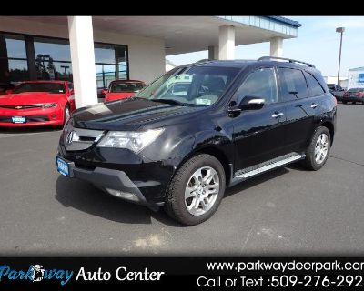 Used 2007 Acura MDX 4WD 4dr