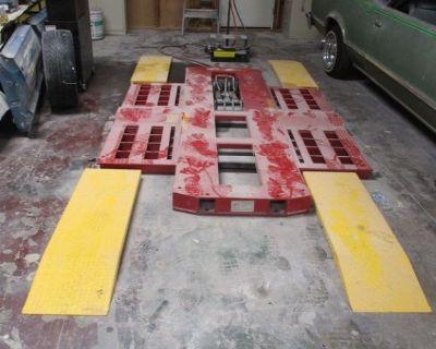 Chassis Liner Lift 'N Rak Pro Frame Machine RTR# 1071765-01