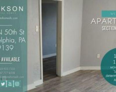 449 North 50th Street #5 Units Av, Philadelphia, PA 19139 1 Bedroom Apartment