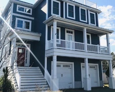Large Lewes Beach rental! Newly decorated / perfect for large family vacations! - Lewes Beach