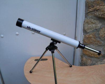 Edu-Science Telescope