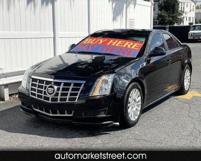 Used 2013 Cadillac CTS Sedan LUXURY COLLECTI