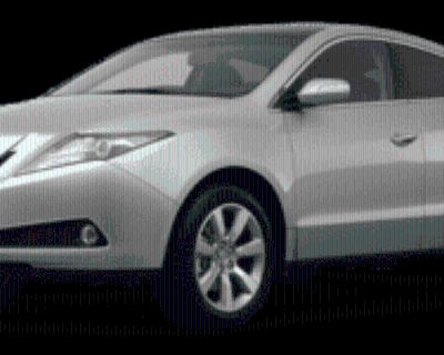 2012 Acura ZDX with Technology Package