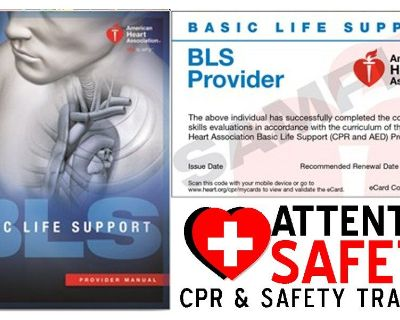 BLS for Healthcare Providers Classroom Course