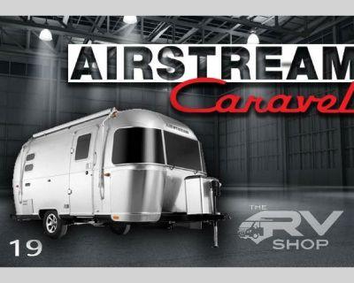 2022 Airstream Rv Caravel 19CB