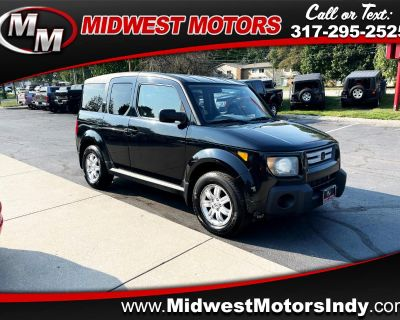 Used 2007 Honda Element 4WD 4dr AT EX