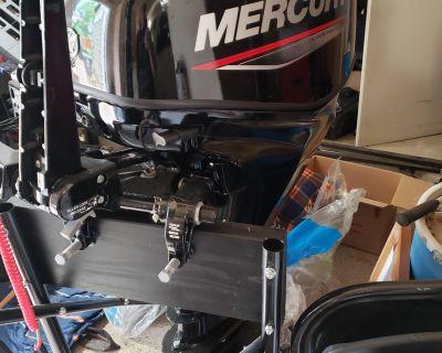 2020 Mercury Fourstroke 25 hp EFI