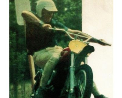 1971 Husqvarna Motorcycle