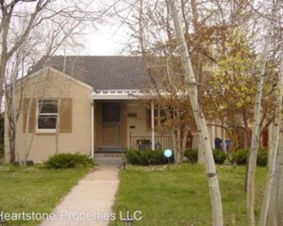 760 Glencoe St, Denver, CO 80220 2 Bedroom House