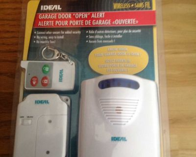 "New in Packaging, Ideal Garage Door ""Open "" Alert System"