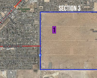 5 Acres on Section 3-Lot 1