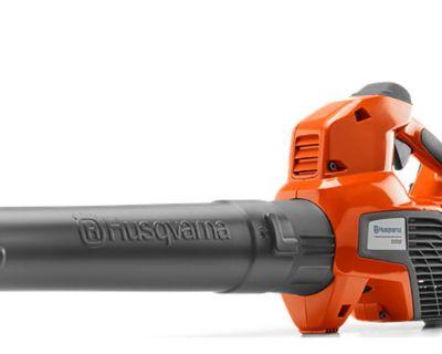 Husqvarna Power Equipment 320iB 40V Lithium Ion Battery & Charger Blowers Warrenton, OR
