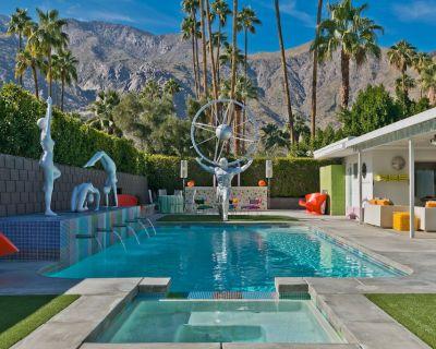 Leisureland Palm Springs - Groovy Baby!! - Vista Las Palmas