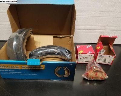 73-79 Bus Rear Brake Wheel Cylinder Pad Brake Kit