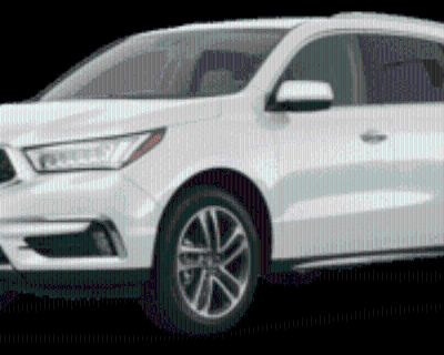2018 Acura MDX Advance Package