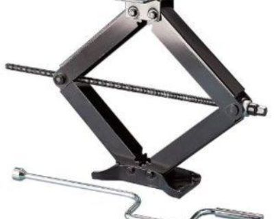 Camco 57421 24 Inch Leveling Scissors Jacks Camper