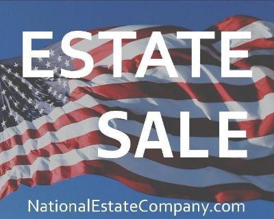 Estate Sale Moved Offsite - Cleveland, GA