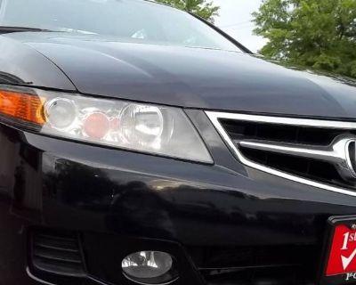 2007 Acura TSX Standard