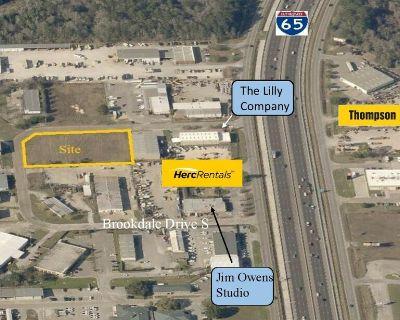 Light Industrial Land for Sale in Mobile, AL