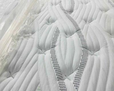 Queen size mattress pillow top