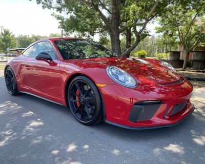 Certified Pre-Owned 2018 Porsche 911 GT3 RWD Coupe