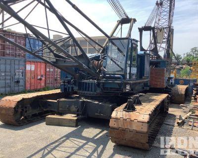 Lima 700-HC Lattice-Boom Crawler Crane