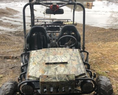 2 seater Jeep style Go Kart
