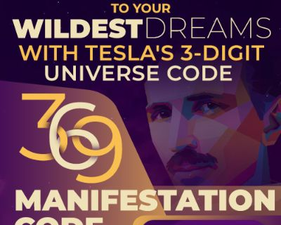 Discover the Manifestation code 3-6-9