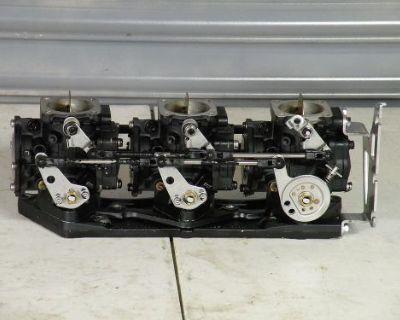 Yamaha Xl1200 Gp1200 Carbs Carburetor Suv Xl Gp 1200 Mikuni Sbn 44 Triple 65u