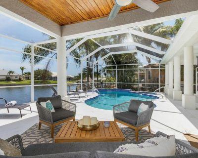 Villa Sunshine & Unwind - Cape Coral - Roelens Vacations - Pelican