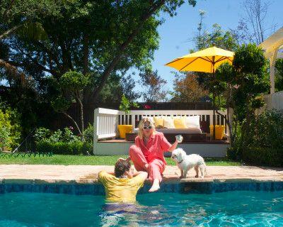 Upscale Mid Century Ranch Pool Home., Sherman Oaks, CA