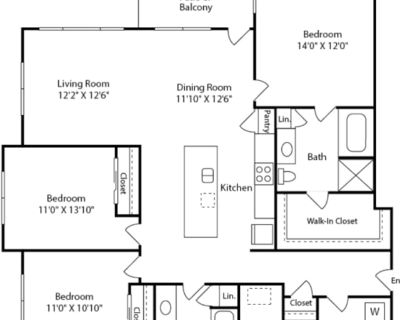 Private room with shared bathroom - Englewood , CO 80110