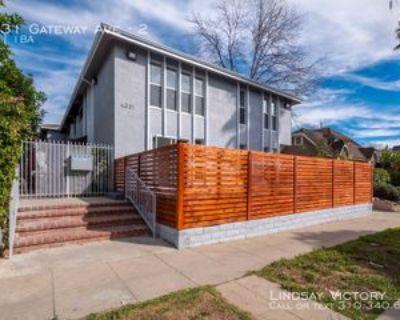 4331 Gateway Ave #2, Los Angeles, CA 90029 2 Bedroom Apartment