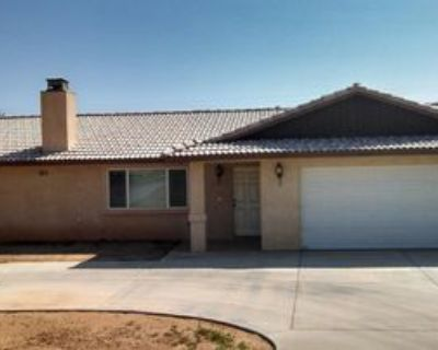 Rancherias Rd, Apple Valley, CA 92307 3 Bedroom House