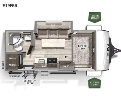 2022 Forest River Rv Flagstaff E-Pro E19FBS