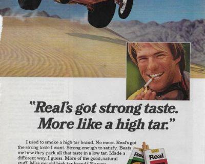 1970 1 Page Sand Rail in Magazine Print Ad #171