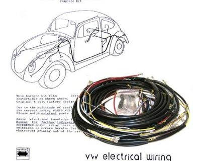 Wiring Harness Kits & Wire Looms