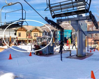 K B M Resorts: 4th Night FREE! 2 Bdrm, Walk to Ski Access, Common Hot Tub - Downtown Park City