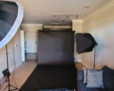 Indoor Studio with Patio and Flexible Lighting, Smyrna, GA